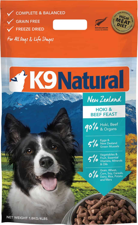 K9 Natural Dog Food Review 2021: Best Natural Pet Food? 15