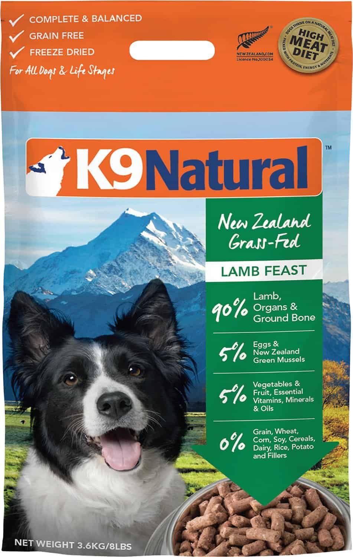 K9 Natural Dog Food Review 2021: Best Natural Pet Food? 13