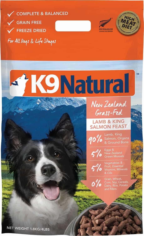 K9 Natural Dog Food Review 2021: Best Natural Pet Food? 14