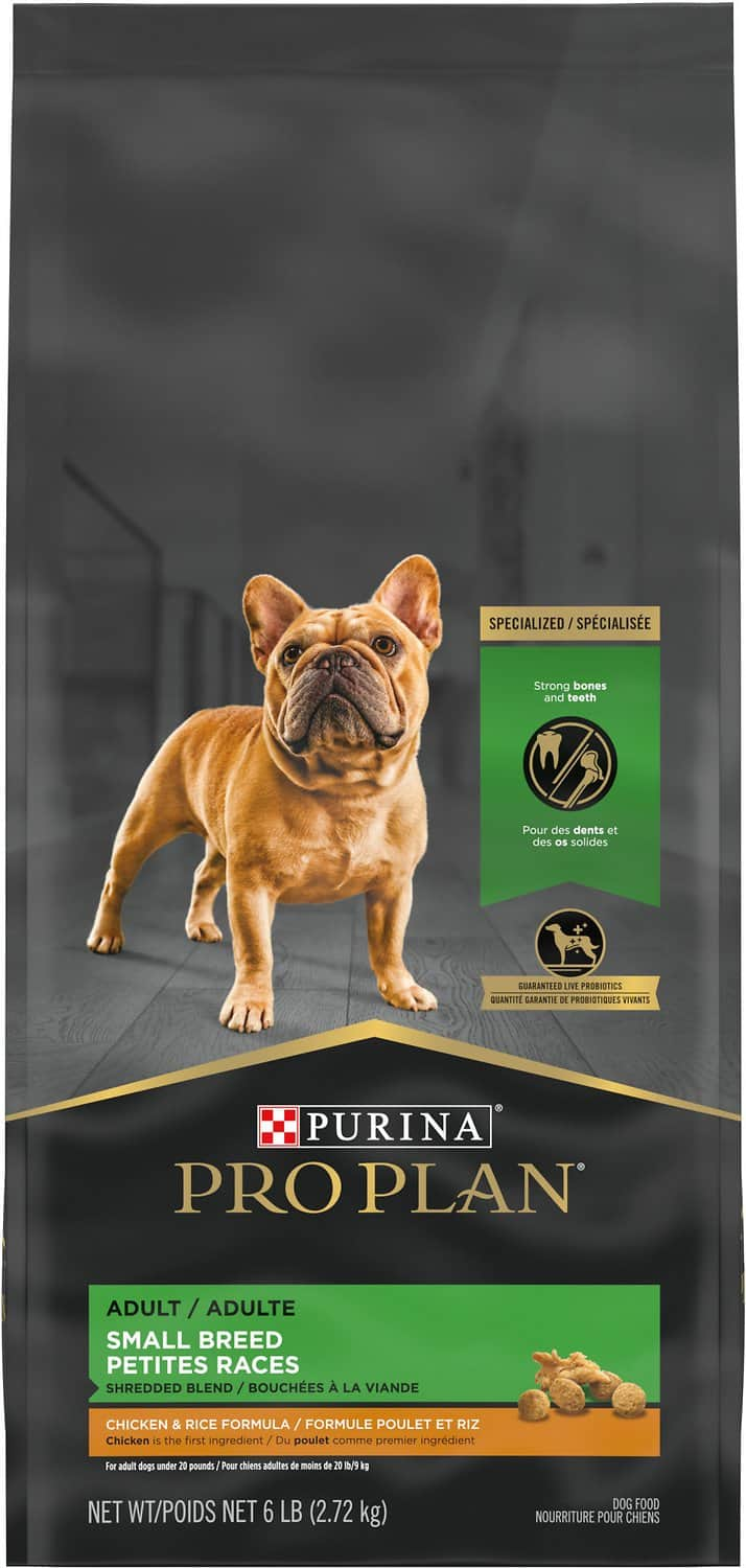 10 Best (Healthiest) Dog Foods for Small Breed Dogs in 2021 22