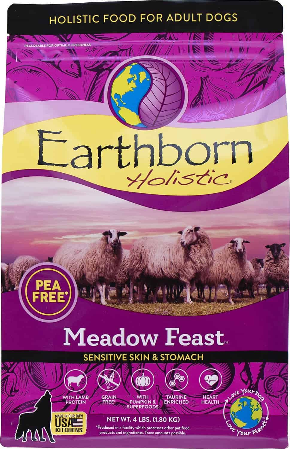 Earthborn Holistic Dog Food Review [year]: Love Your Pet, Love Your Planet 16
