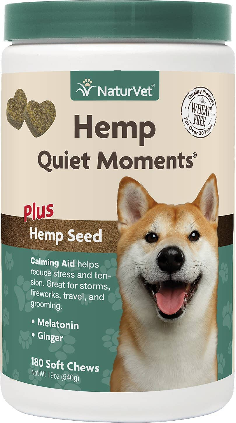 Best Calming Treats For Dogs: 2021 Recommendations, Reviews & Tips 21