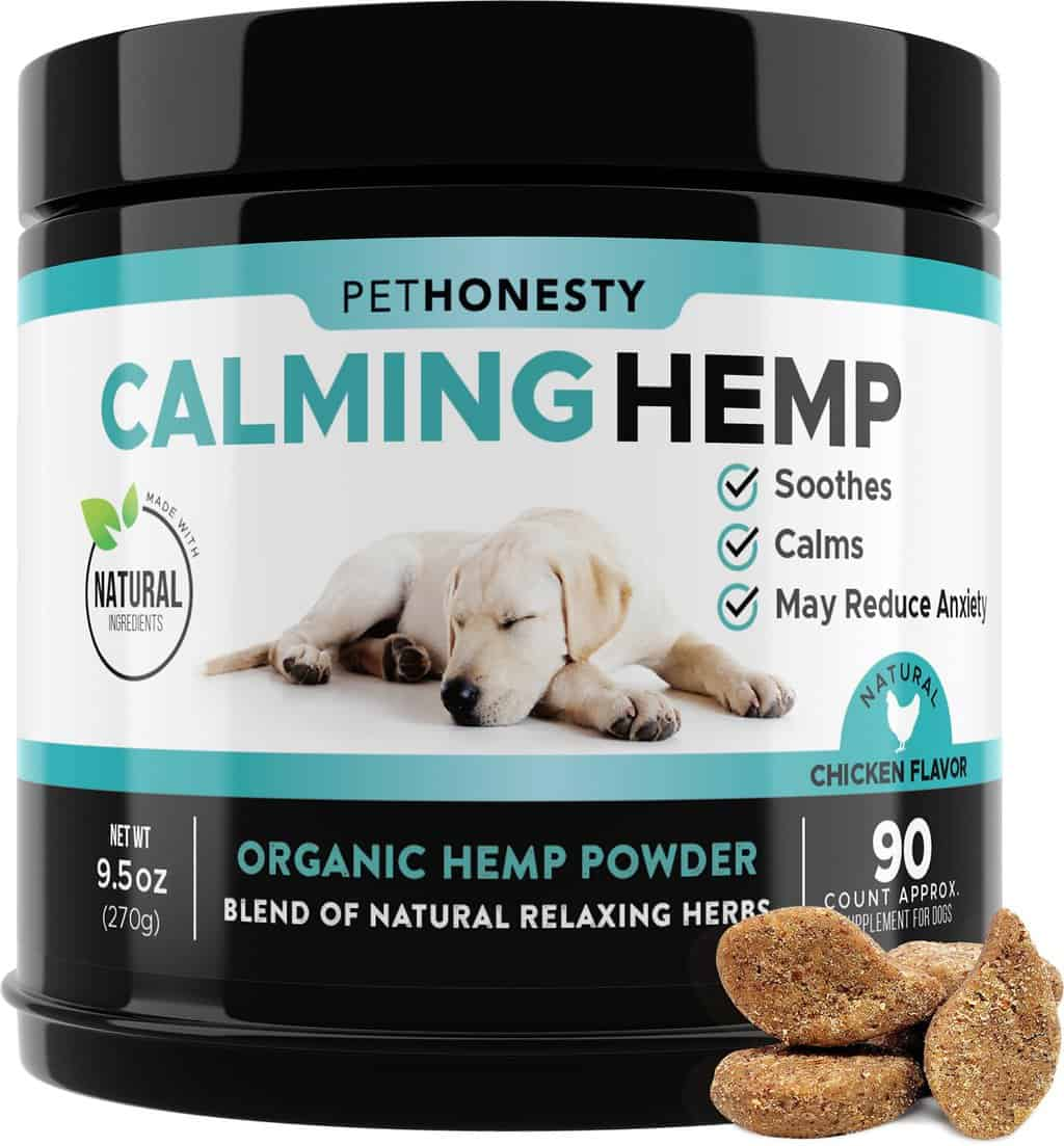Best Calming Treats For Dogs: 2021 Recommendations, Reviews & Tips 16