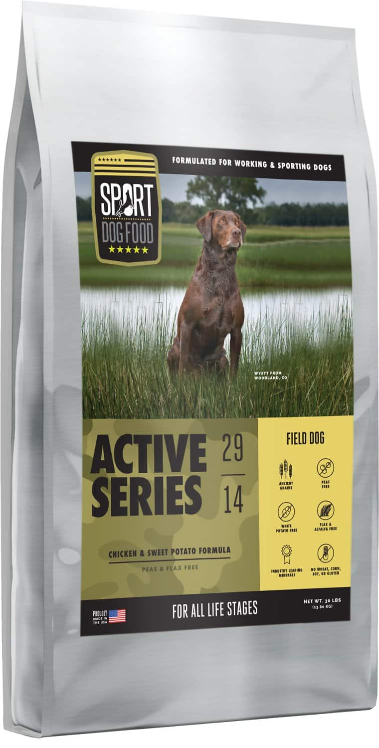 Sport Dog Food Review 2021: Best Suited for Active Dogs? 15
