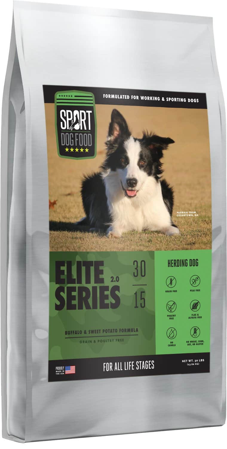Sport Dog Food Review 2021: Best Suited for Active Dogs? 14