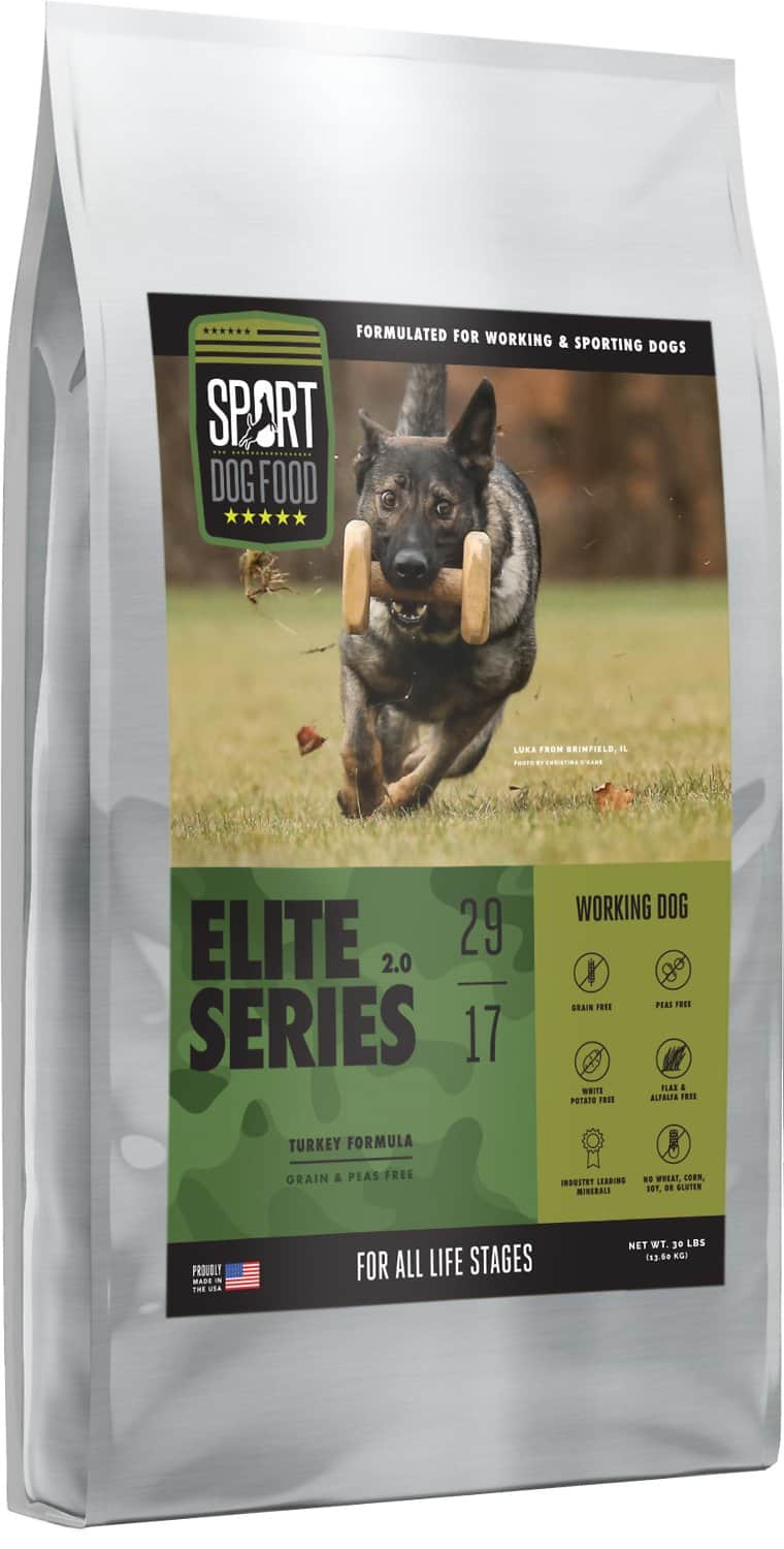 Sport Dog Food Review 2021: Best Suited for Active Dogs? 11