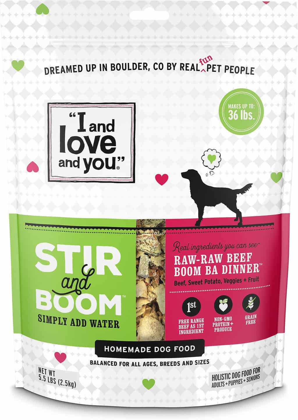 I and Love and You Dog Food Review [year]: Loving Your Pet Inside Out 24