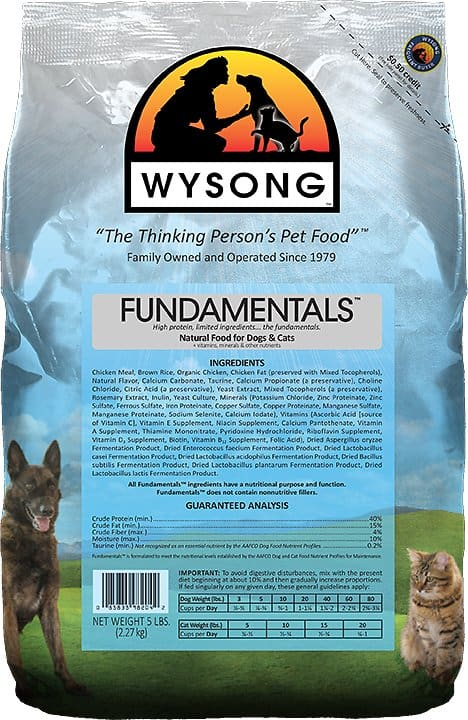 Wysong Dog Food Review [year]: Pioneers on Archetypal Feeding 4