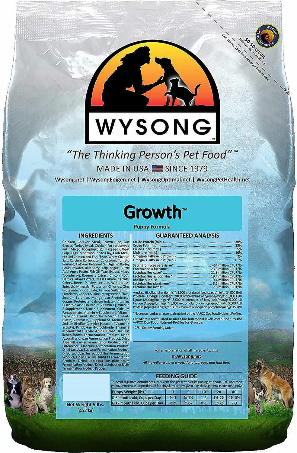 Wysong Dog Food Review [year]: Pioneers on Archetypal Feeding 8