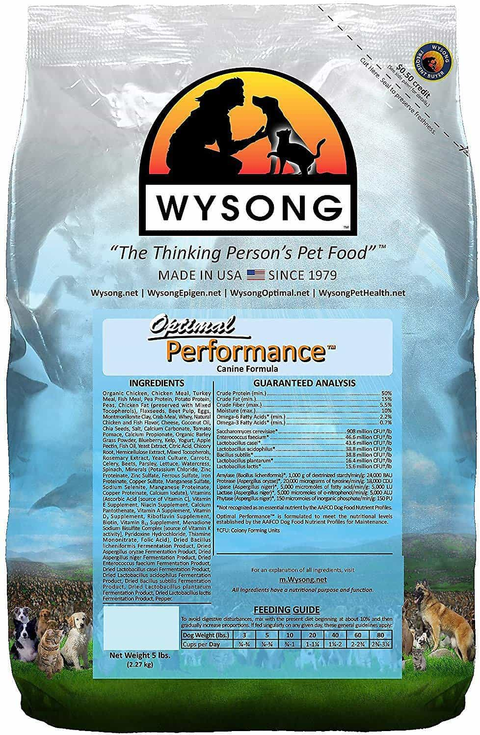 Wysong Dog Food Review [year]: Pioneers on Archetypal Feeding 5