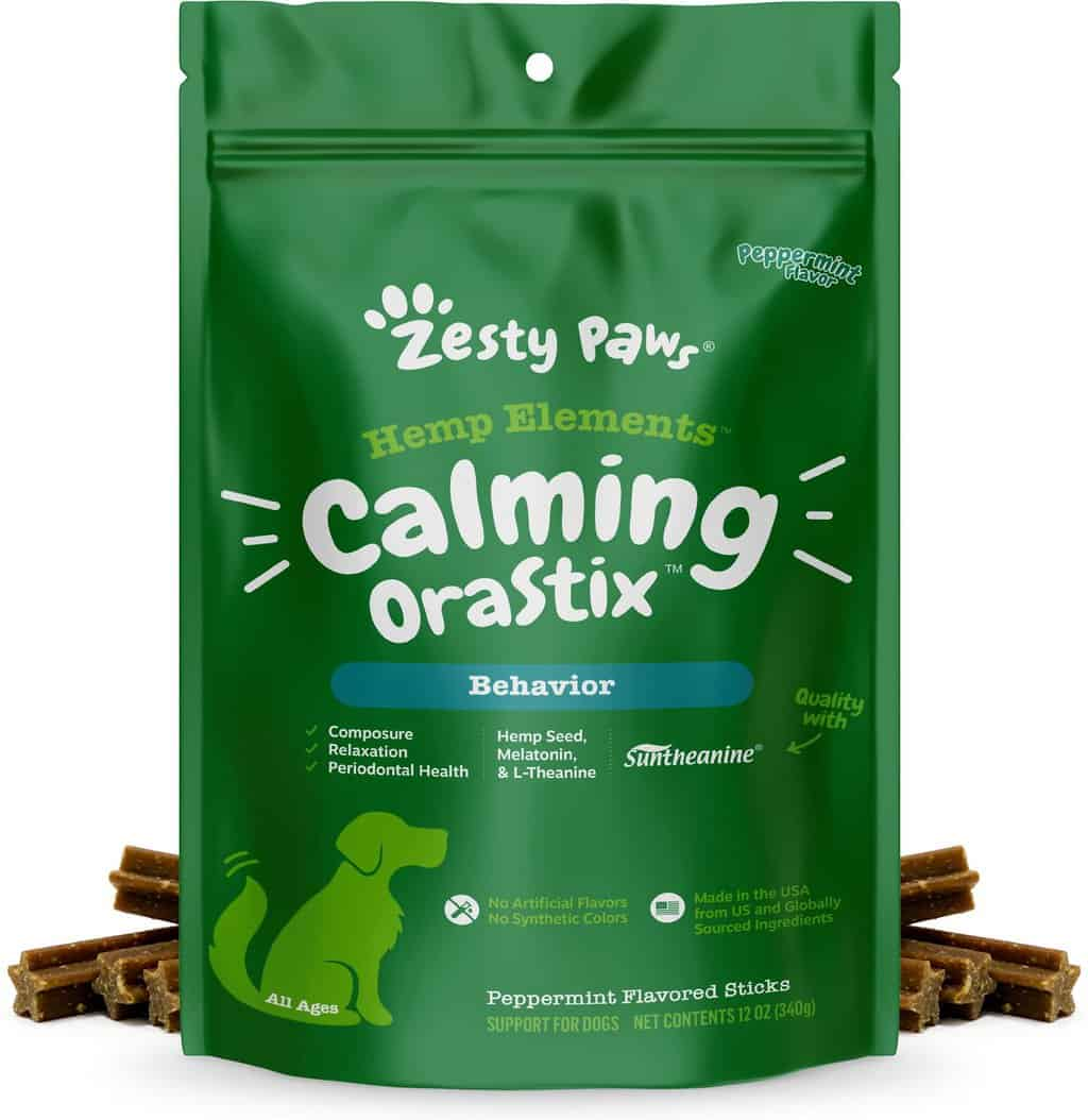 Best Calming Treats For Dogs: 2021 Recommendations, Reviews & Tips 20