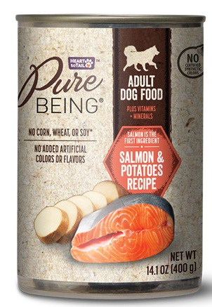 Pure Being Dog Food Review : being, review, Heart, Review:, Buyer's, Guide