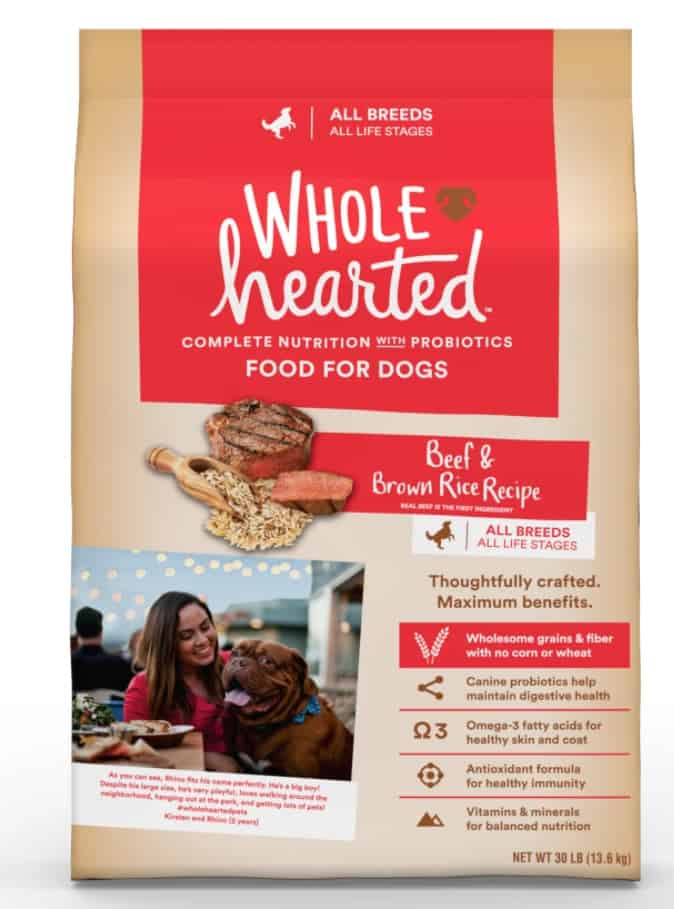 2021 WholeHearted Dog Food Review: Hearty Dog Food Recipes for your Pooch 9