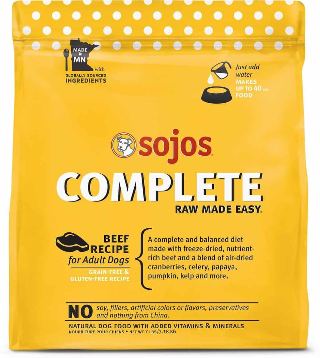 Sojos Dog Food Review, Recalls & Coupons [year] 11