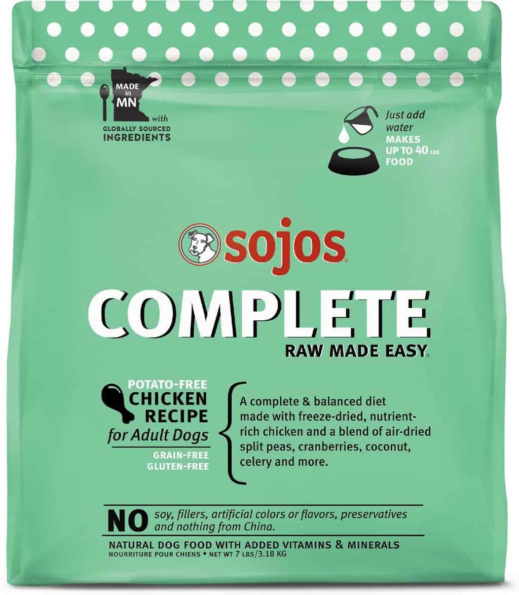 Sojos Dog Food Review, Recalls & Coupons [year] 21