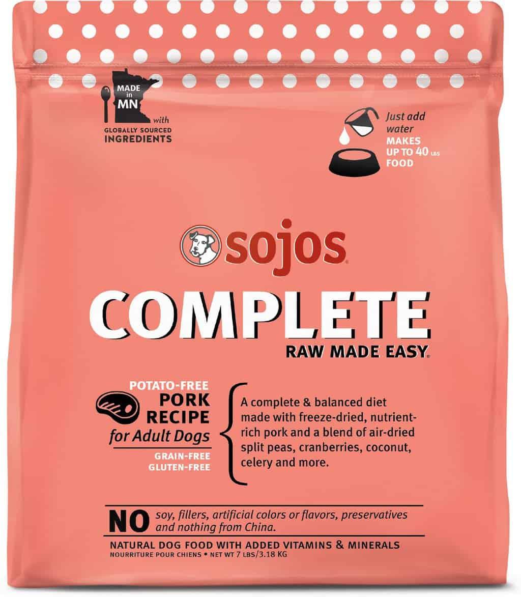Sojos Dog Food: [year] Reviews, Recalls & Coupons 9