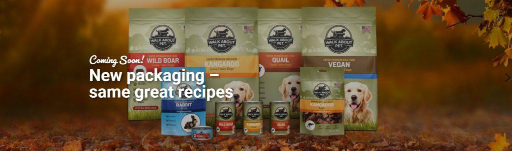 walk about dog food review