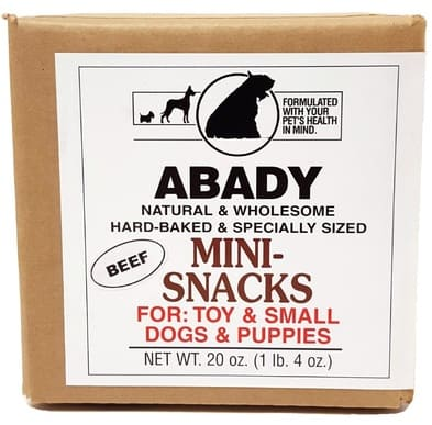 Abady Dog Food: [year] Review & Recalls 21