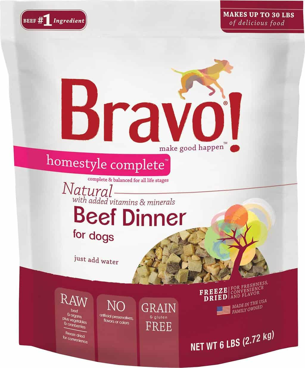 Bravo Dog Food Review 2021: Best Raw Pet Food? 11