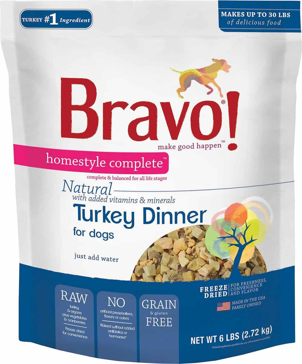 Bravo Dog Food Review 2021: Best Raw Pet Food? 9