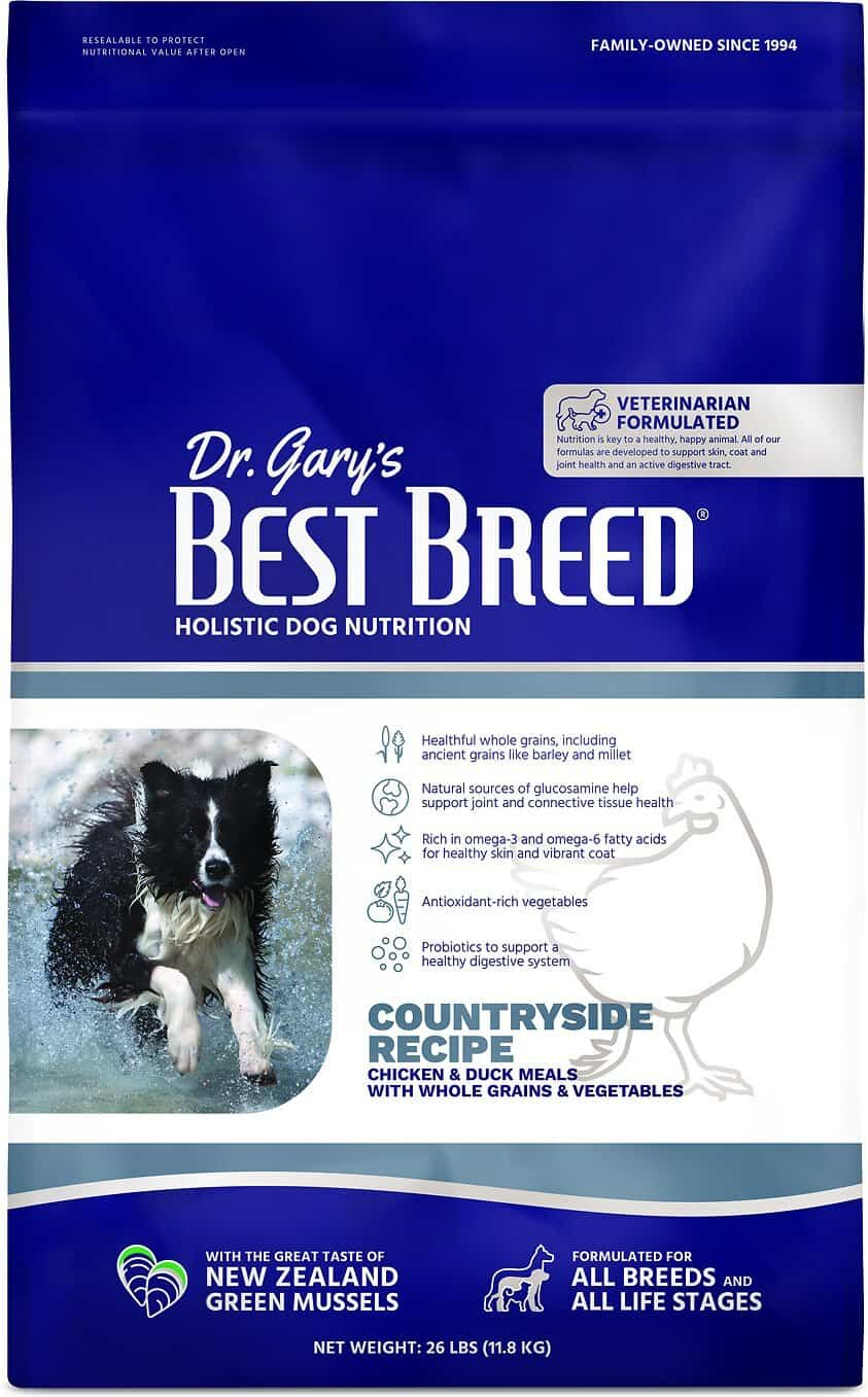 Dr. Gary's Best Breed Dog Food Review [year]: Best Holistic Pet Food? 12