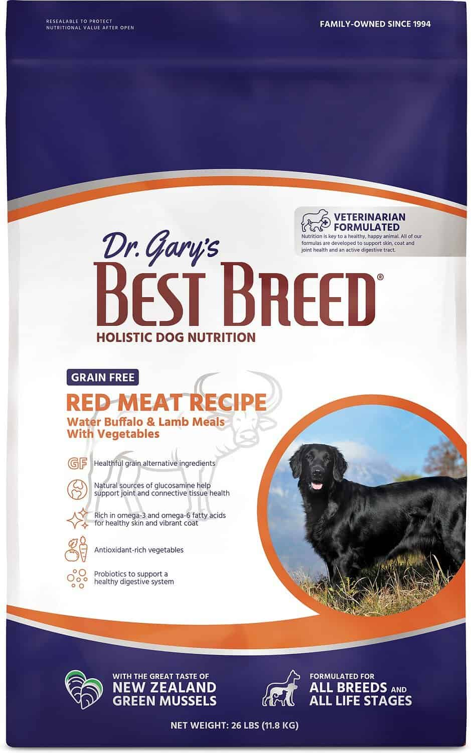 Dr. Gary's Best Breed Dog Food Review [year]: Best Holistic Pet Food? 16