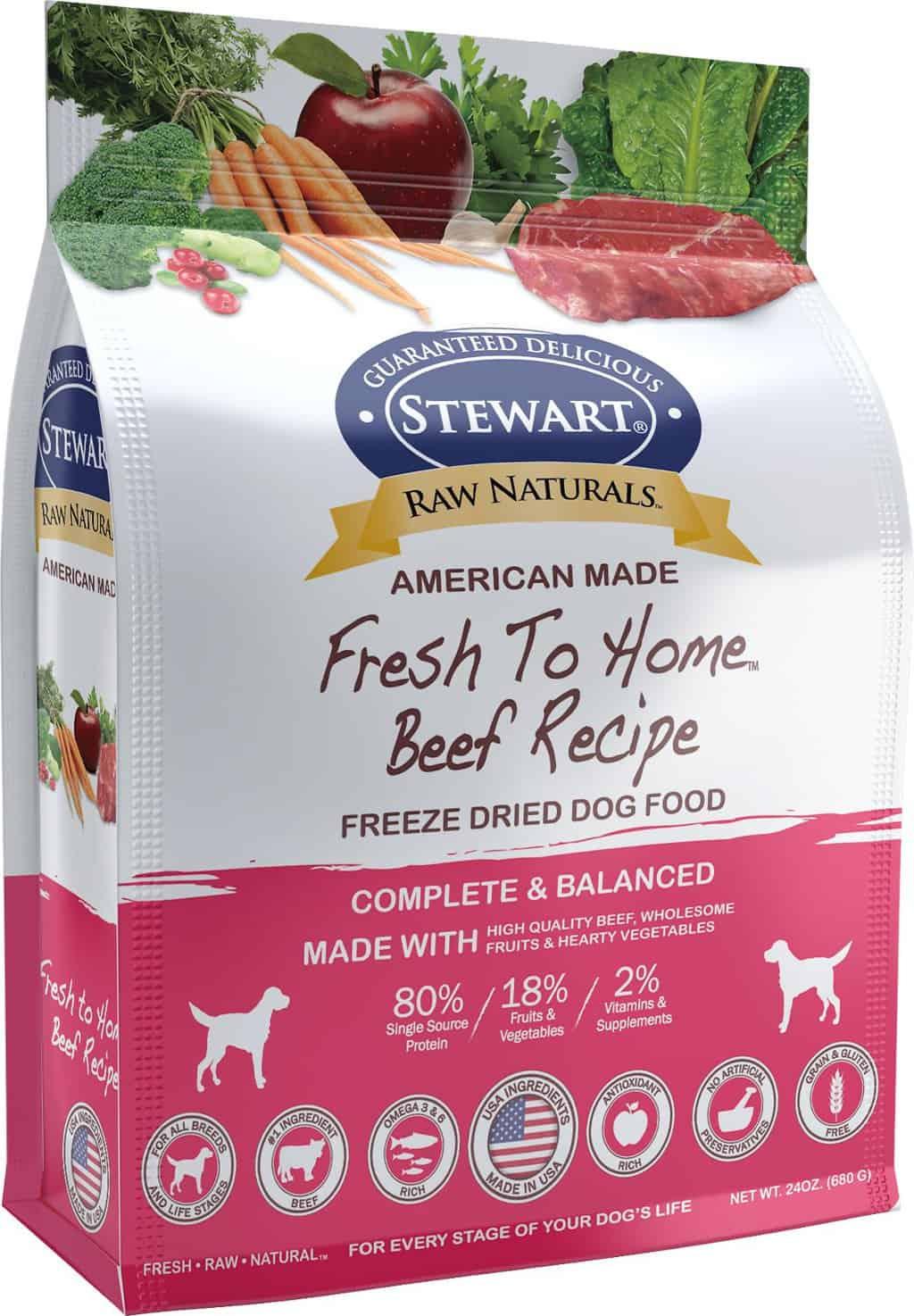 Stewart Raw Naturals Dog Food: [year] Reviews, Recalls & Coupons 13