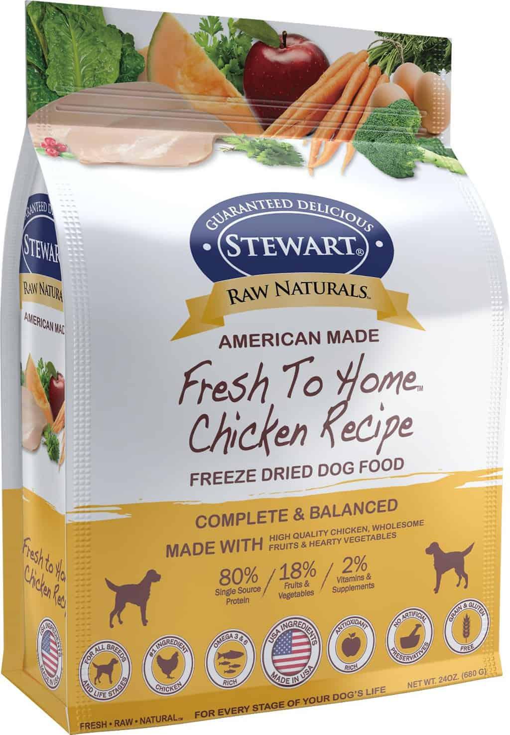 Stewart Raw Naturals Dog Food: [year] Reviews, Recalls & Coupons 11