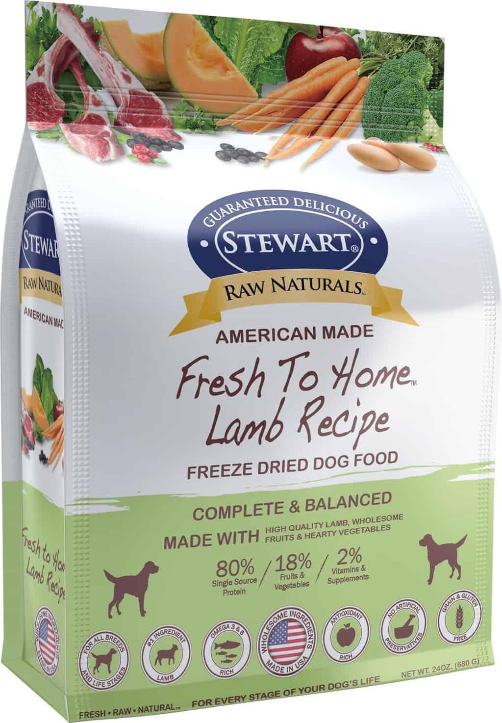 Stewart Raw Naturals Dog Food: [year] Reviews, Recalls & Coupons 9