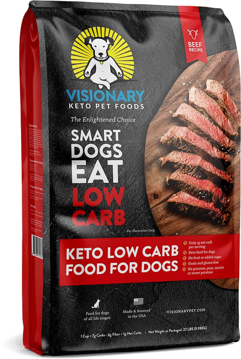 Valiant Dog Food (Now Visionary): [year] Reviews & Coupons 11