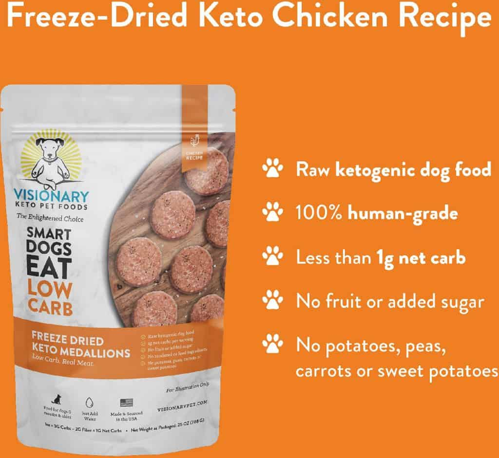 Valiant Dog Food (Now Visionary): [year] Reviews & Coupons 16