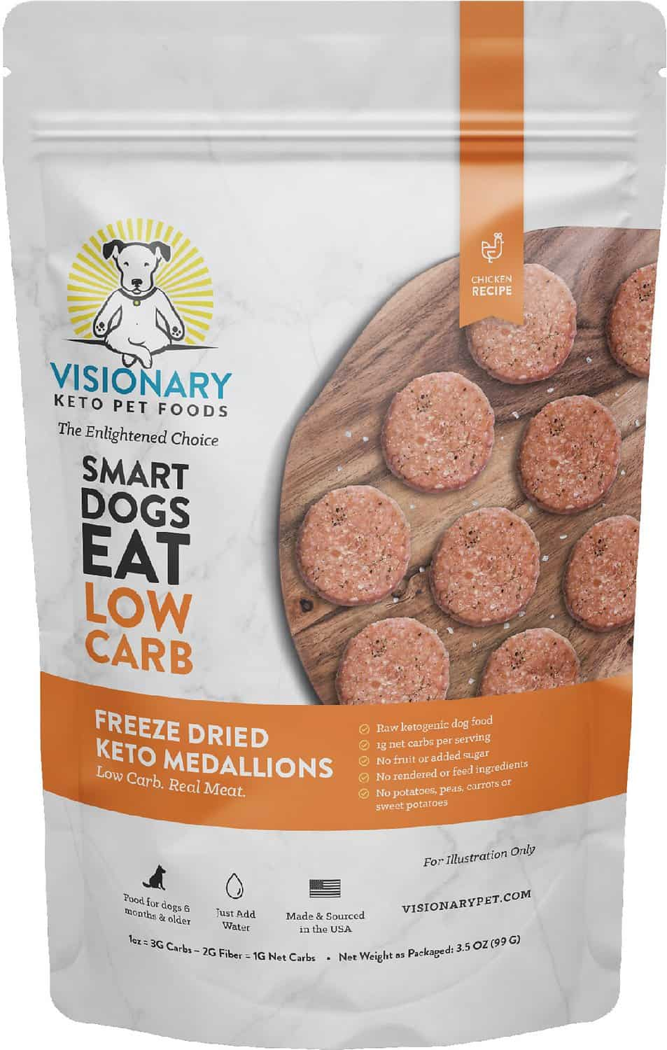 Valiant Dog Food (Now Visionary): [year] Reviews & Coupons 15