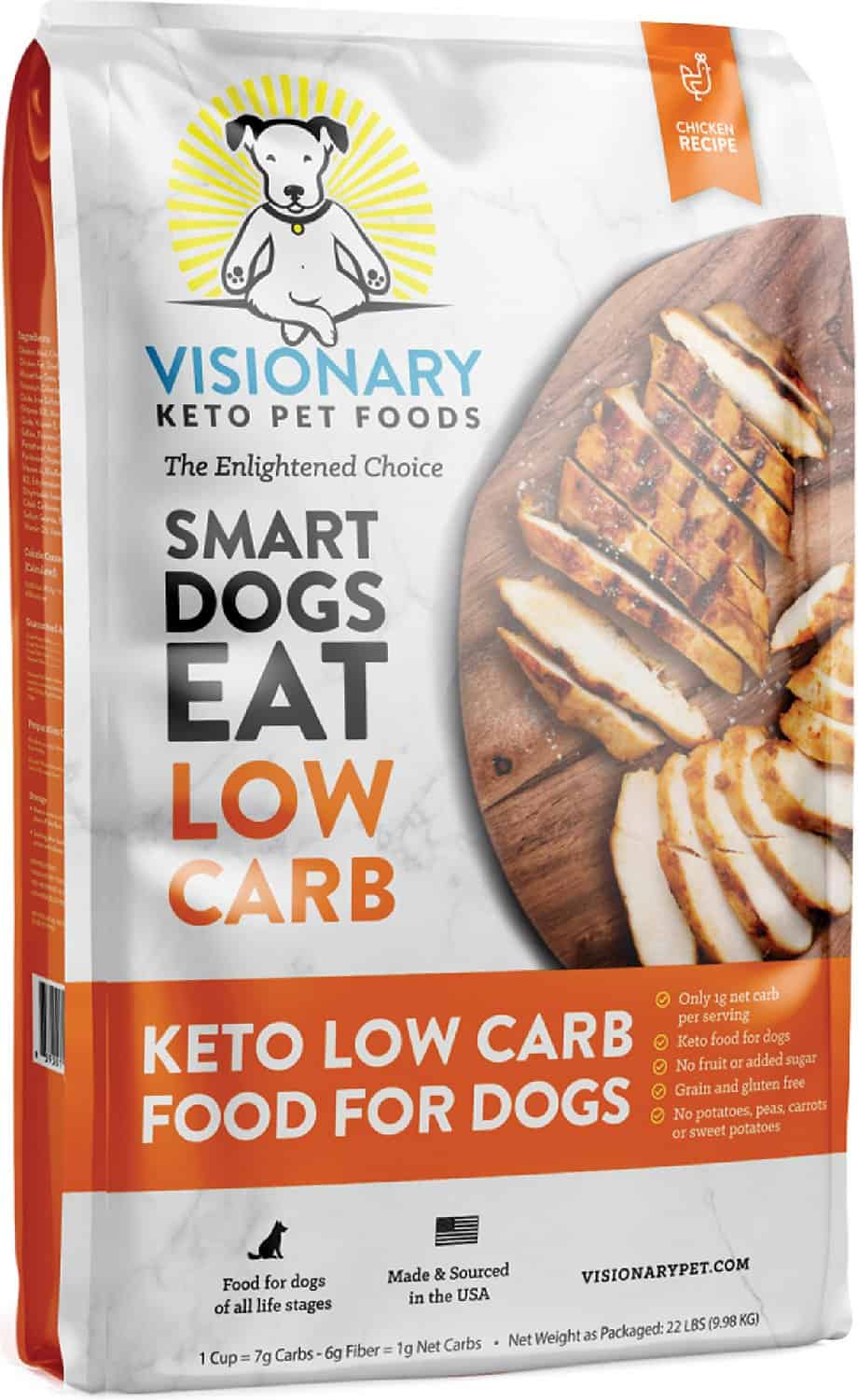 Valiant Dog Food (Now Visionary): [year] Reviews & Coupons 9