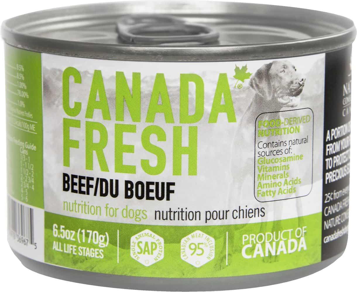 Canada Fresh Dog Food Reviews, Recalls & Coupons [year] 14