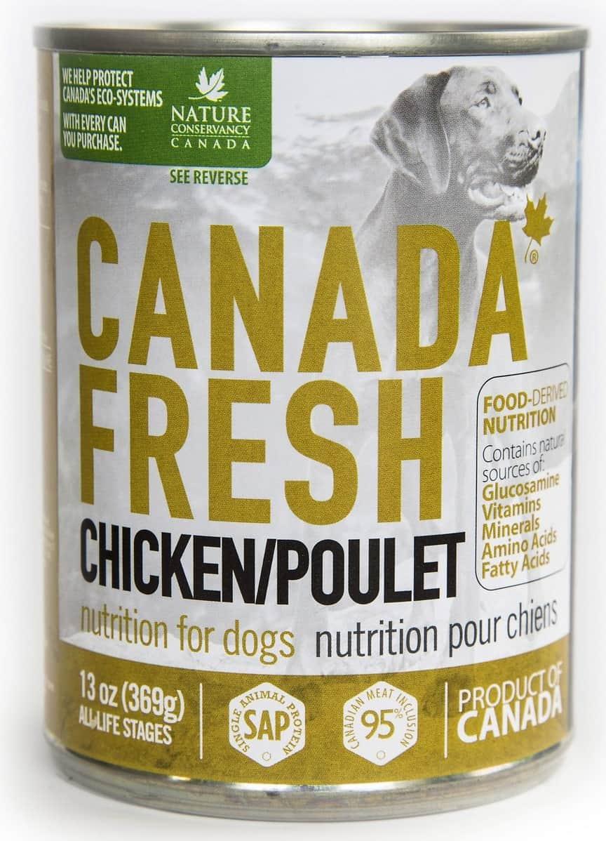 Canada Fresh Dog Food Reviews, Recalls & Coupons [year] 12