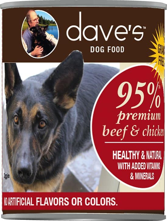Dave's Dog Food Review, Recalls & Coupons for [year] 18