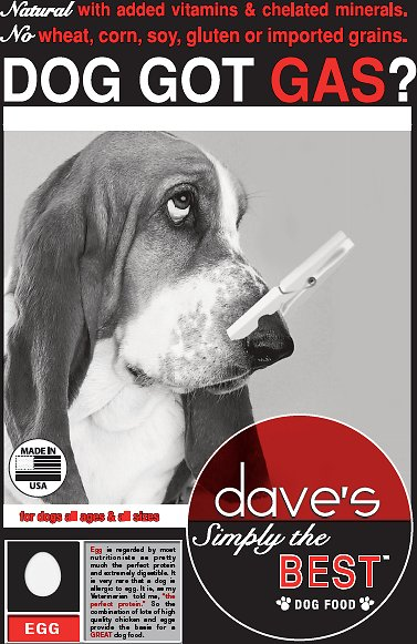 Dave's Dog Food Review, Recalls & Coupons for [year] 13
