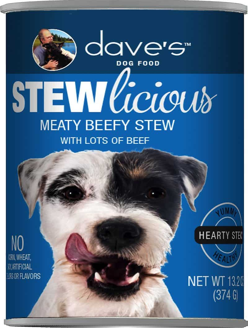 Dave's Dog Food Review, Recalls & Coupons for [year] 19