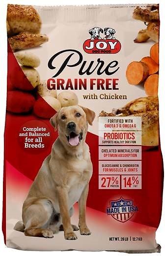 Joy Dog Food Review, Recalls & Coupons [year] 14
