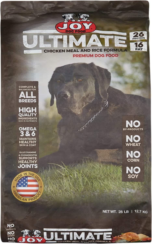 Joy Dog Food Review, Recalls & Coupons [year] 16