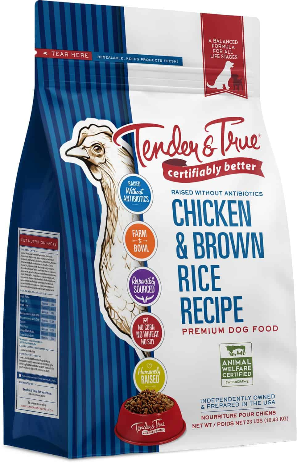 Tender and True Dog Food Review, Recalls & Coupons [year] 11