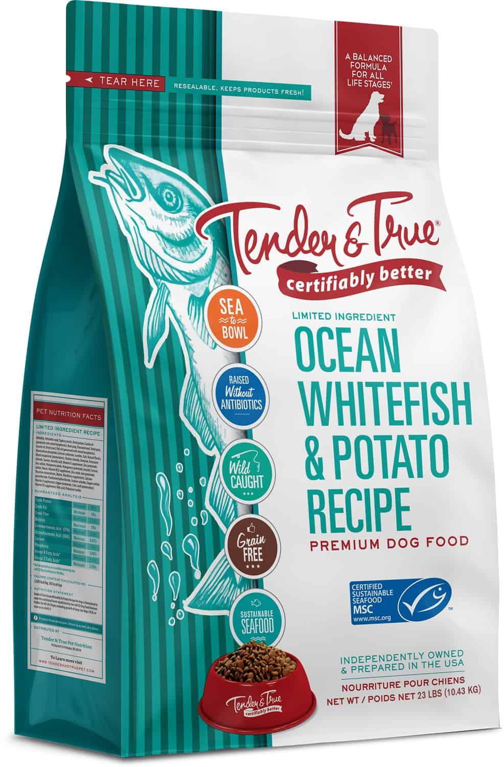 Tender and True Dog Food Review, Recalls & Coupons [year] 13