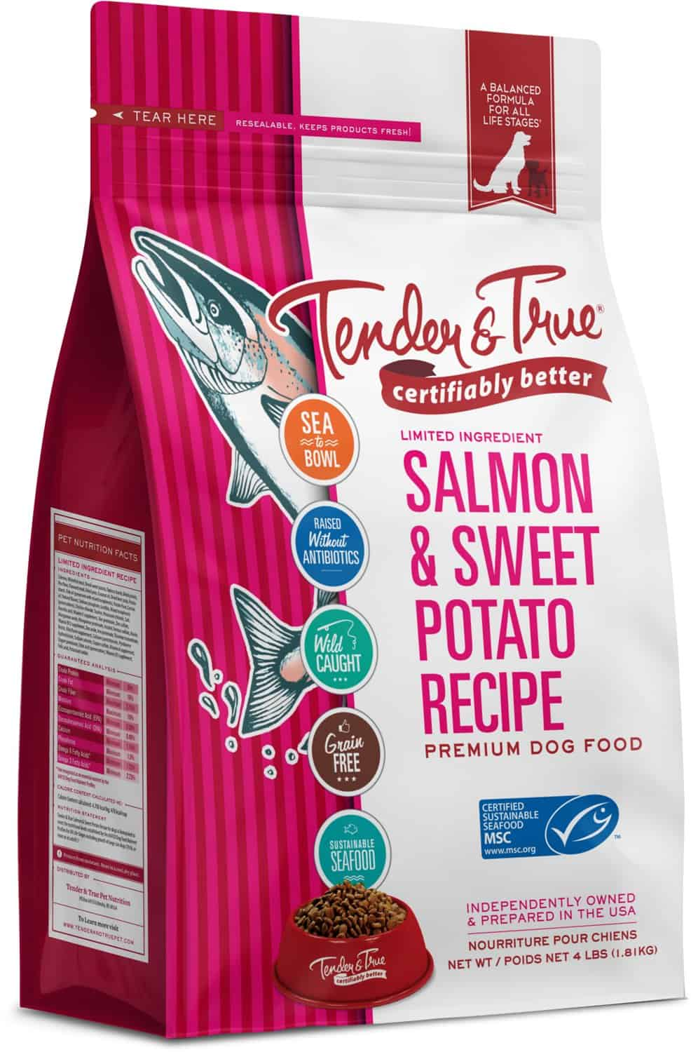 Tender and True Dog Food Review, Recalls & Coupons [year] 14