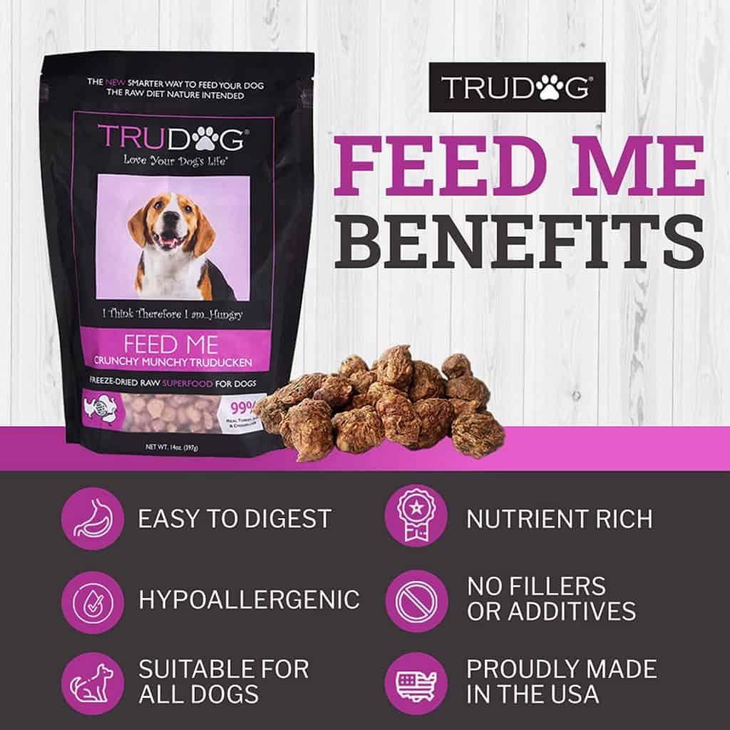 TruDog Dog Food Review, Recalls & Coupons [year] 15