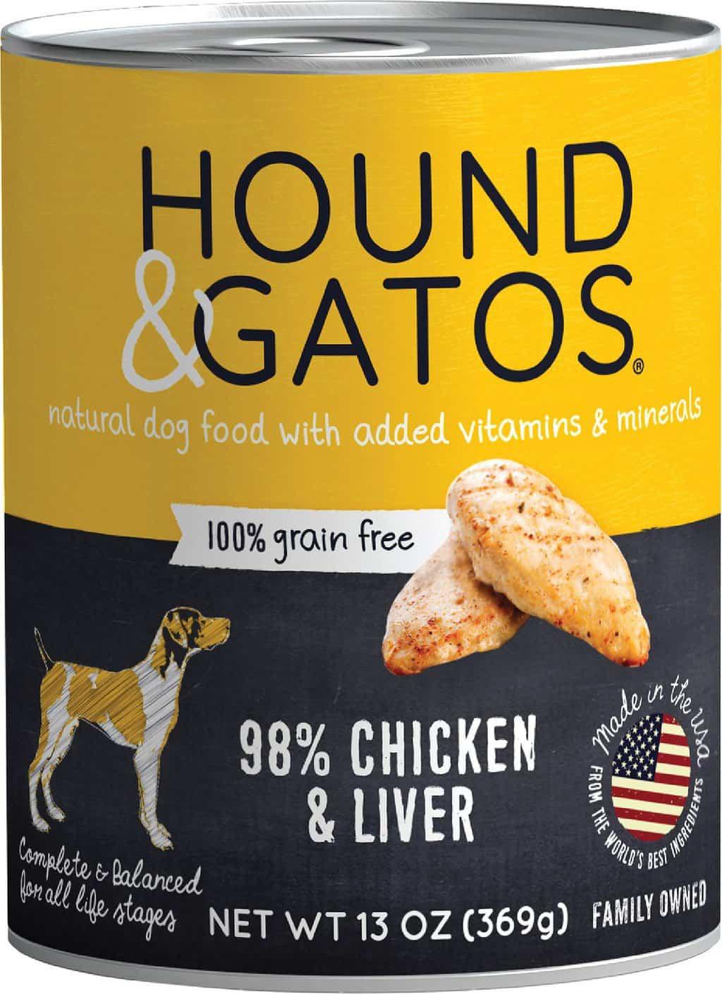 Hound and Gatos Dog Food Review, Recalls & Coupons [year] 16