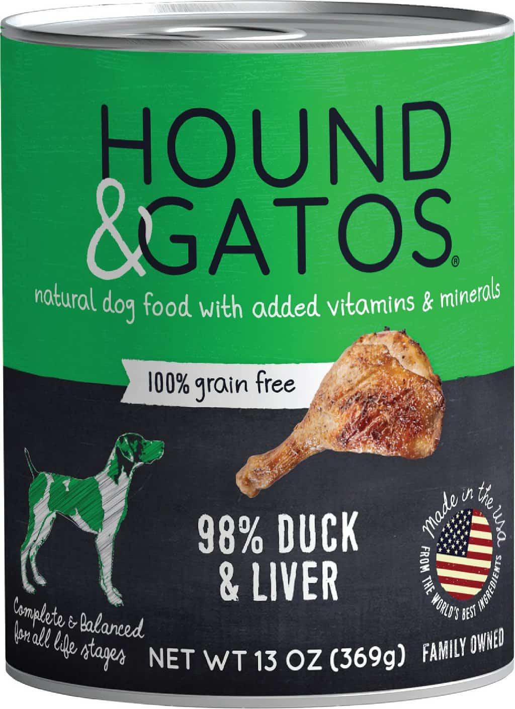 Hound and Gatos Dog Food Review, Recalls & Coupons [year] 20