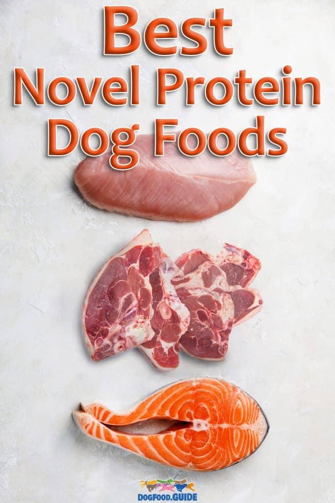 Best Novel Protein Dog Food
