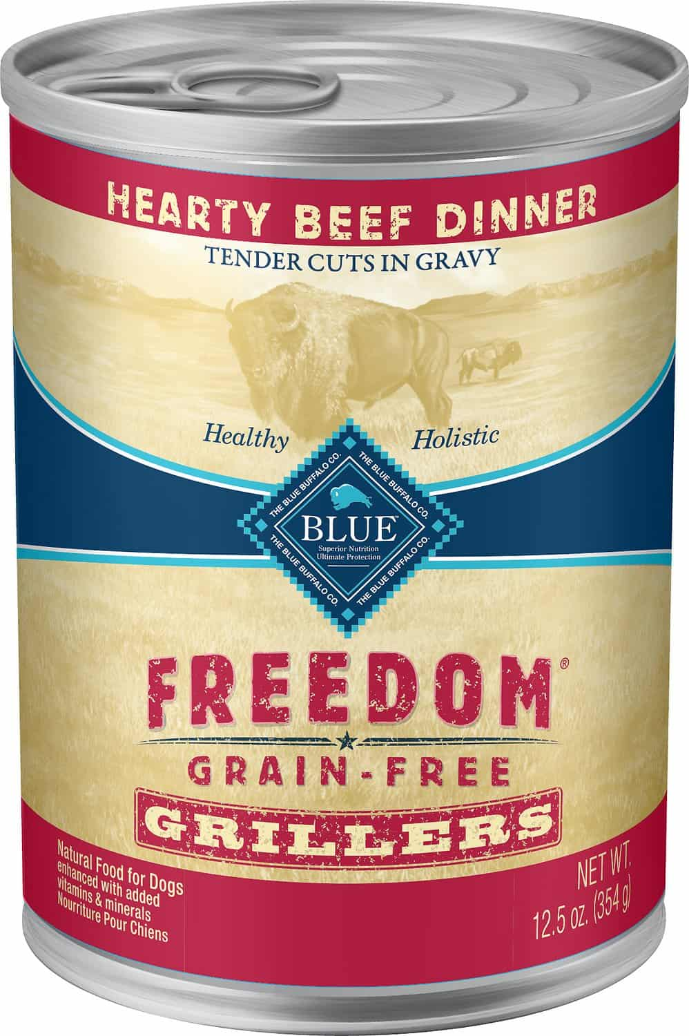 Blue Freedom Dog Food Reviews, Recalls & Coupons [year] 16
