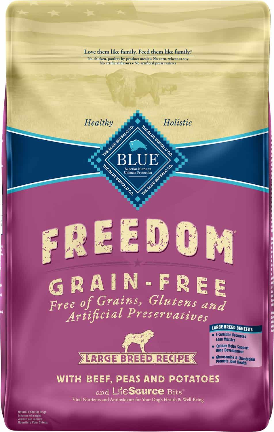 Blue Freedom Dog Food Reviews, Recalls & Coupons [year] 15
