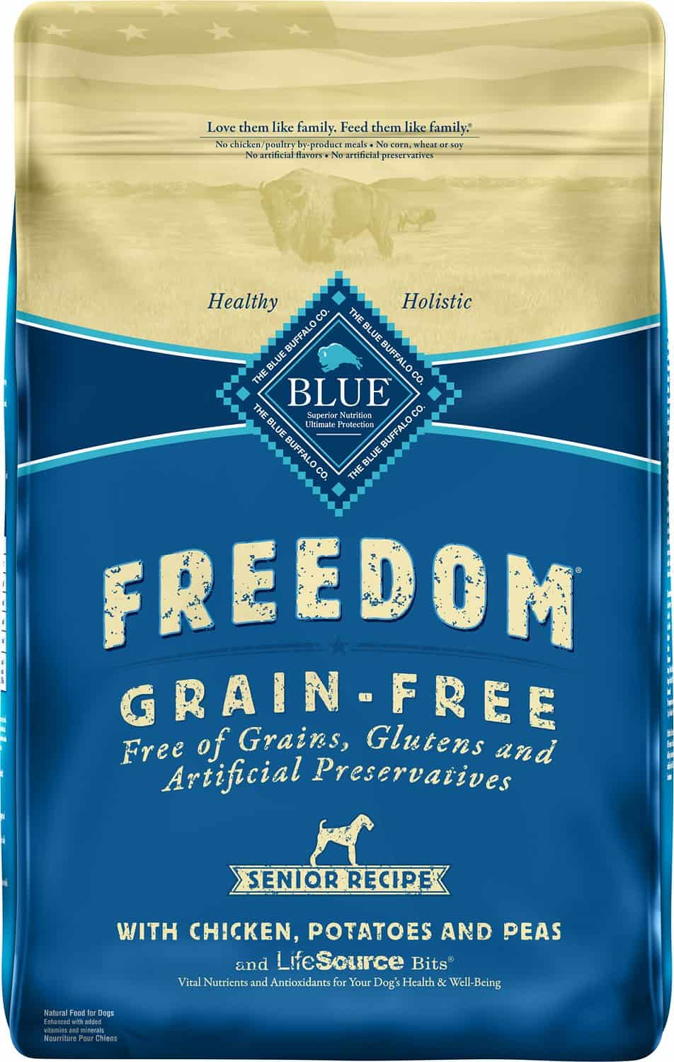 Blue Freedom Dog Food Reviews, Recalls & Coupons [year] 14